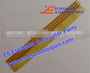 KONE Escalator Part DEE2145193R Step Demarcation NEW