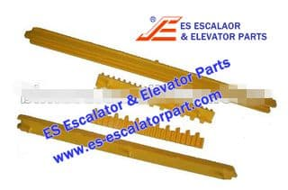 Escalator Part HE645B024H01 Step Demarcation NEW