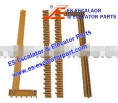 Escalator Part J61900B202 Step Demarcation NEW