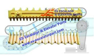Escalator Part KODM4017 Step Demarcation NEW