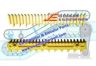 Escalator Part KODM4020 Step Demarcation