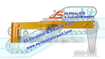 Escalator Part KYDM4052 Step Demarcation NEW