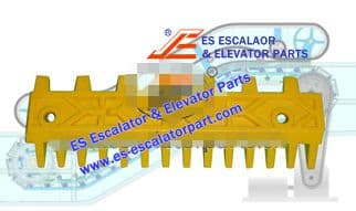 Escalator Part S645B028H01 Step Demarcation NEW