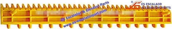 Escalator Part STP002B000-01A Step Demarcation NEW
