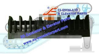 Escalator Part XDDM4099 Step Demarcation