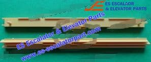 Escalator Part XDDM4113 Step Demarcation NEW