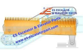 Escalator Part XDDM4133 Step Demarcation