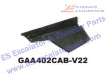 GAA402CAB-V22 Handrail Inlet