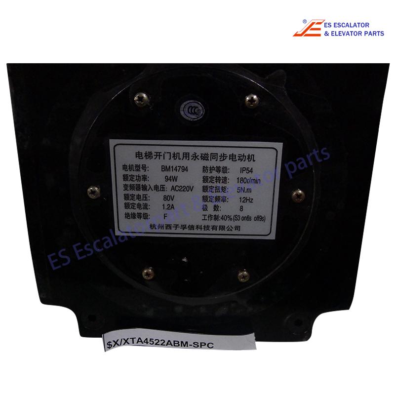 OTIS XTA4522ABM-SPC