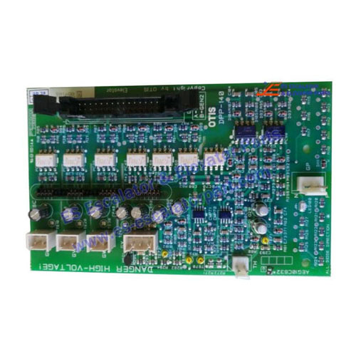 OTIS DPP-140 IGBT driver