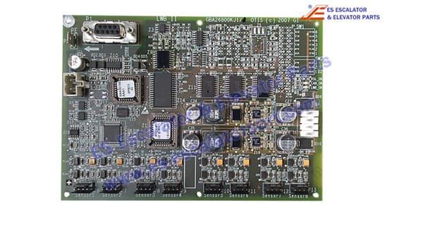 OTIS GBA26800KJ10