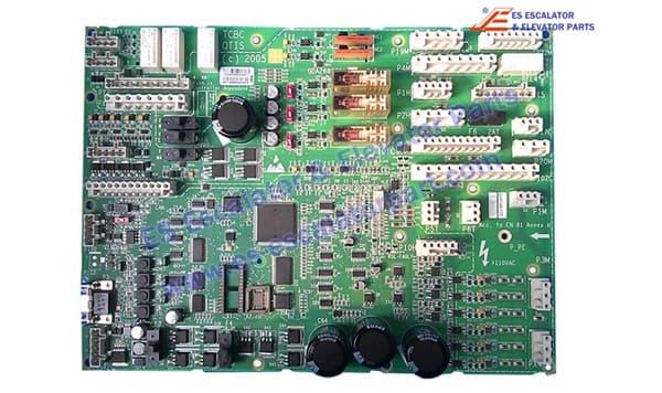 OTIS GDA26800KA10 Board TRACTION CONTROL
