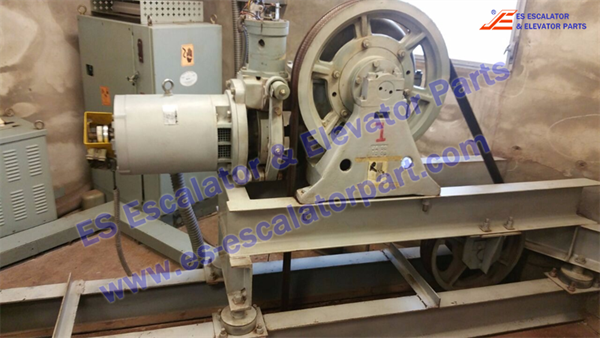 Traction Pulley for Hyundai elevator
