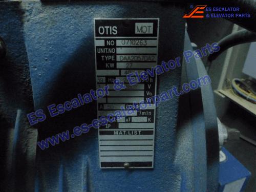OTIS Eelevator drive DAA20570A2