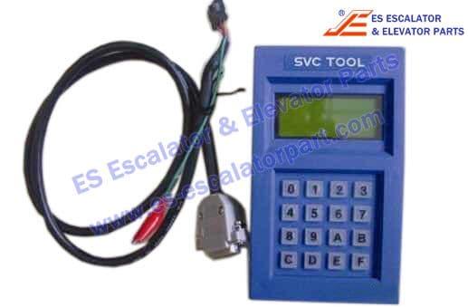 Elevator SVC tool DOA-110 for LG elevator