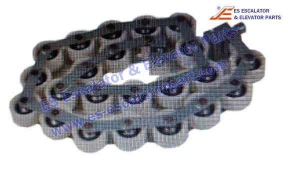 Kone escalator Newell roller PK1700492 steel frame