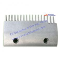 Escalator 2L11531-R Comb Plate L=157.8mm 17T