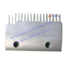 Escalator 2L11531-L Comb Plate LHS L=159.4mm 17T