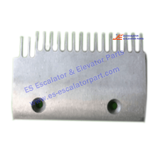 LG Escalator 2L11531-L Comb Plate LHS L=159.4mm 17T