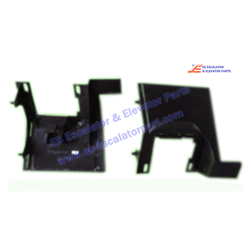 OTIS 506/606 Escalator GAB438BNX6 Handrail Frontplate 78mm