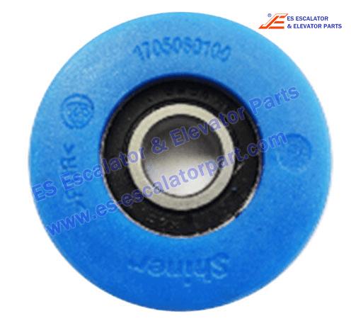Thyssenkrupp Escalator 6204 Step/Chain Roller 75*24mm