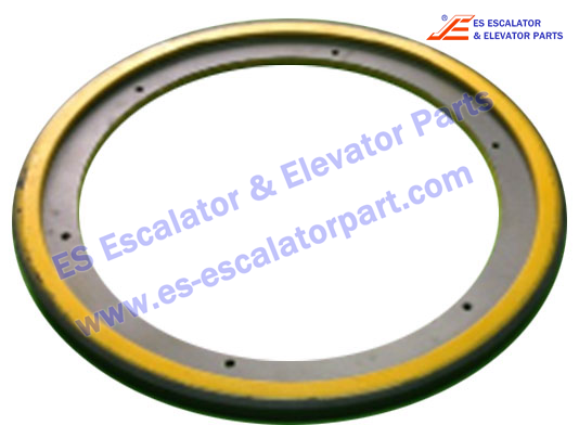 Xizi Otis Escalator Handrail Wheel Friction Ring