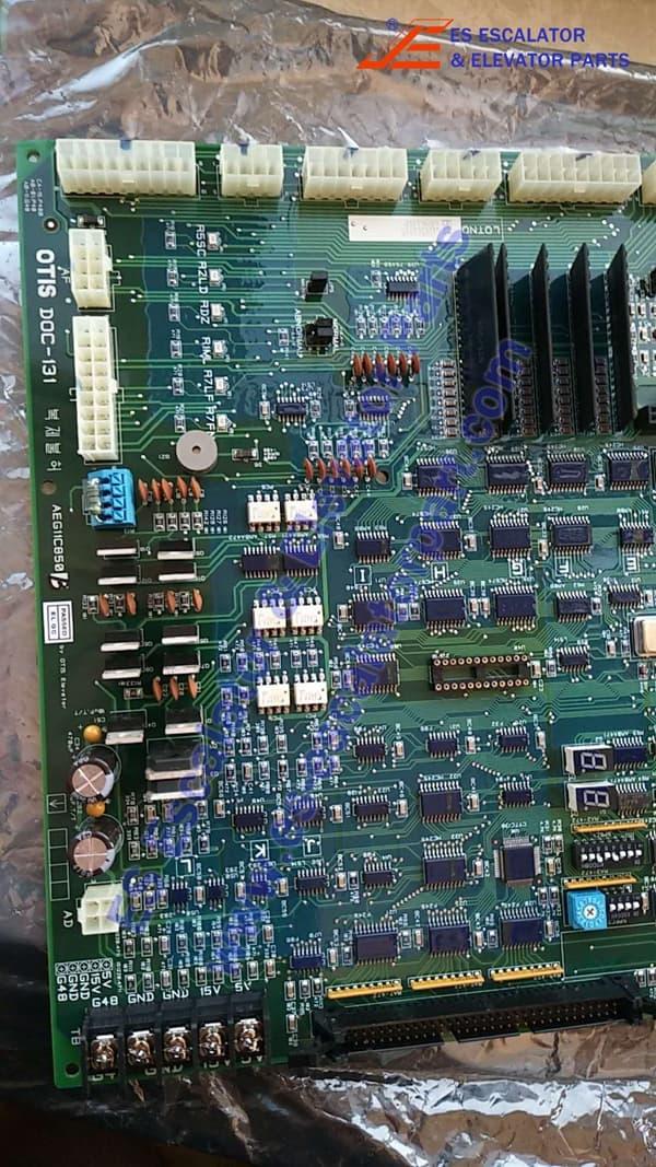 LG/Sigma elevator main board OTIS30E-EE