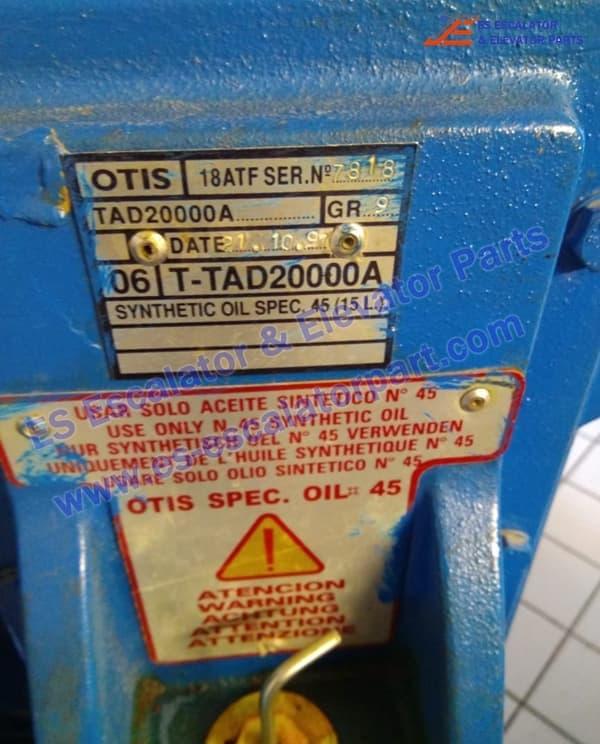 Elevator Traction machine TAD20000A