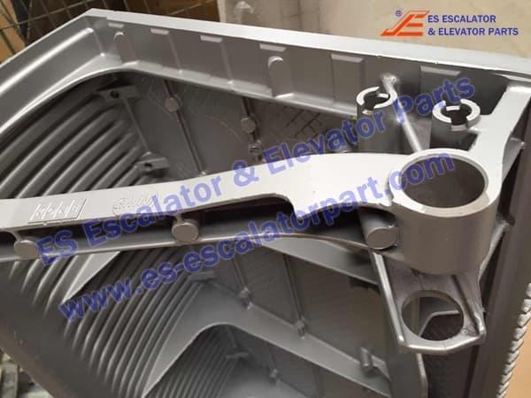 Kone escalator DEE4057595 step 80K