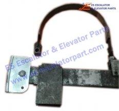 Escalator Brake and brake lock