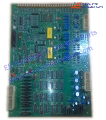 Thyssenkrupp Korea TK-50 DHR-2B Board Main processor for door DC control Motor DC