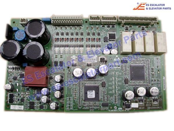 otis Elevator GBA26800MF10 PCB