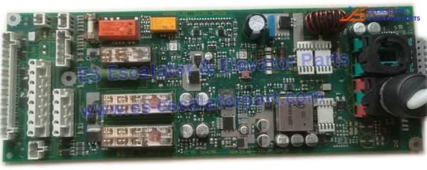 Schindler 3300 PCB