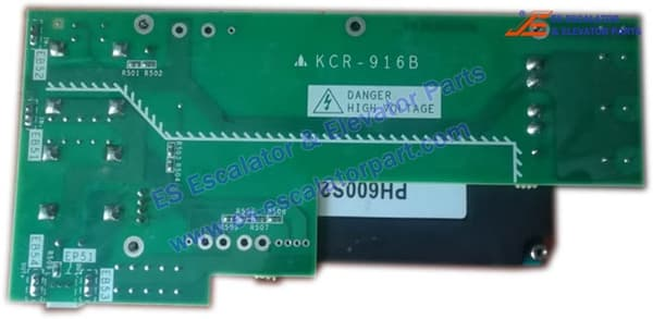 MITSUBISHI Elevator KCR-916B driver PCB