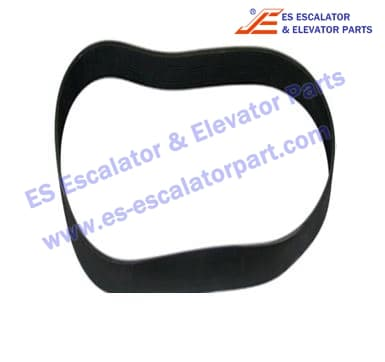 Schindler Escalator SMH273916 Poly V Belt