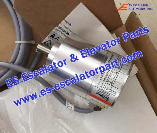 Schindler Elevator Encoder 593082