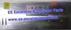 Power supply S-500-12