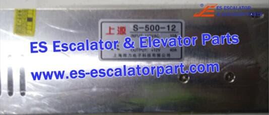 Hyundai Power supply S-500-12
