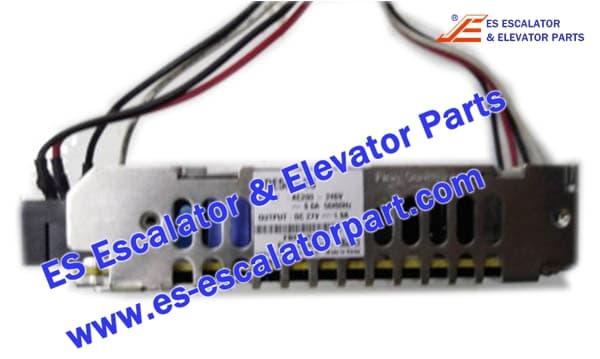 Power supply TDE50-28