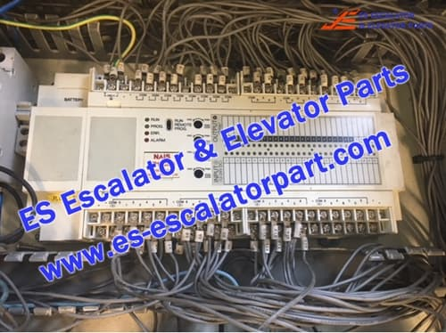 Elevator PLC GS8000 WITH PROGRAM
