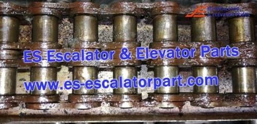 Schindler escalator Drive double chain 16B