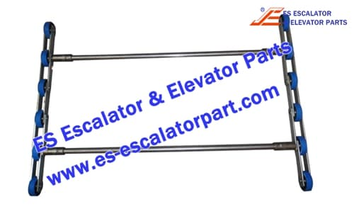 otis escalator step chain XAA26150X3 12 fold unit