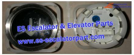 SJEC A3N10381 Button