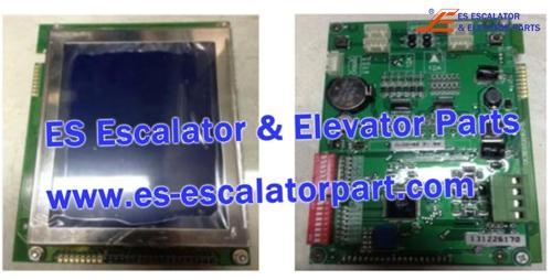 SJEC CLCD-08 COP PCB INDICATOR