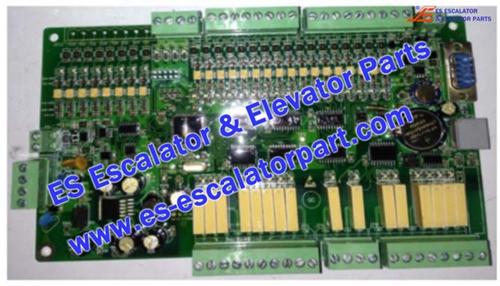 SJEC ECMB-09-V10 Escalator PCB
