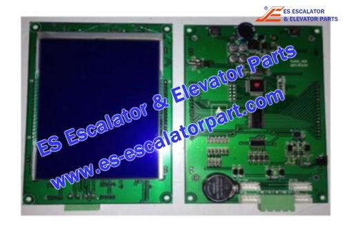 SJEC FLCD2 COP PCB INDICATOR