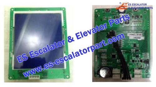 SJEC HCB-FL-V COP PCB INDICATOR