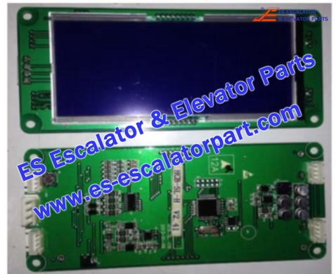 HCB-SL-H(Horizontal) Hall Indicator PCB
