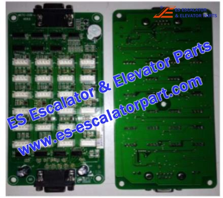 SJEC MCTC-CCB-A COP PCB