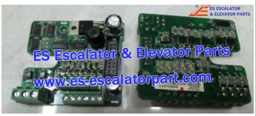 SJEC MCTC-PG-B Encoder PCB